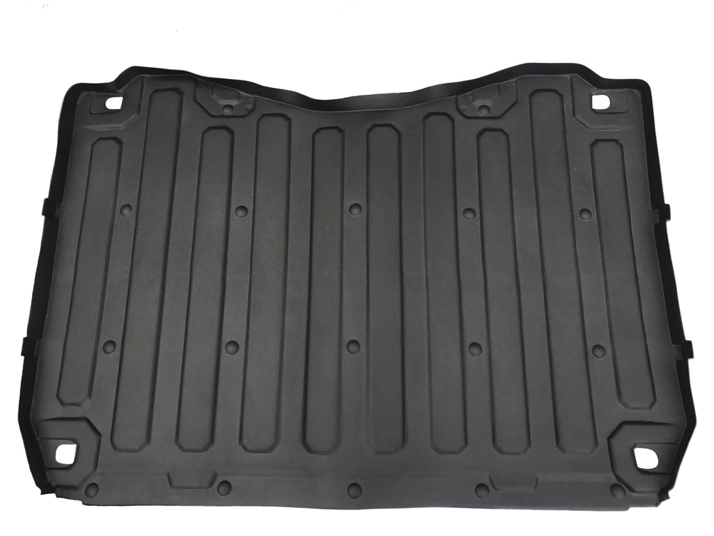HONDA FORMED RUBBER BED LINER MAT PIONEER 2016-2019 SXS 1000 M3 (3 SEATER)