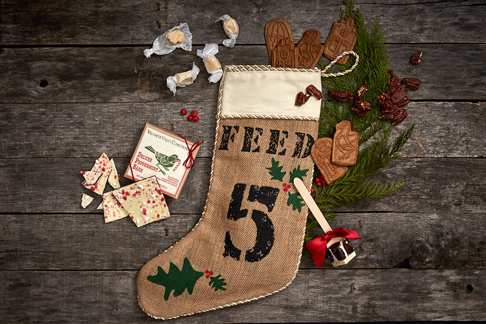 FEED + Mouth Sweet Stocking
