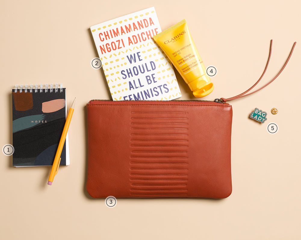 Conscious Buys: Day to Night Clutch Essentials