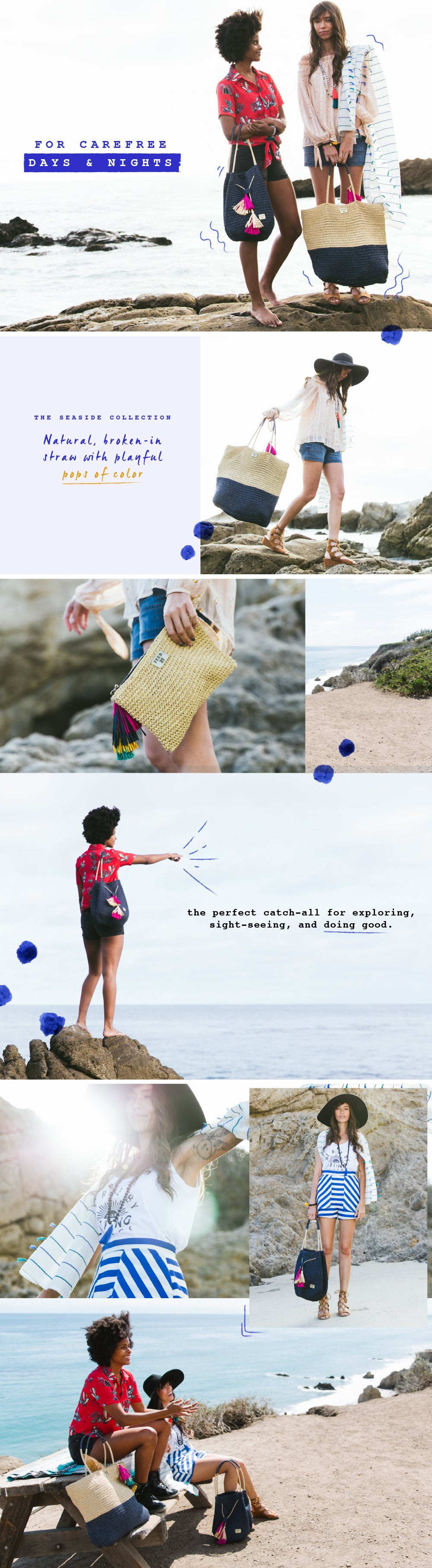 The Seaside Lookbook
