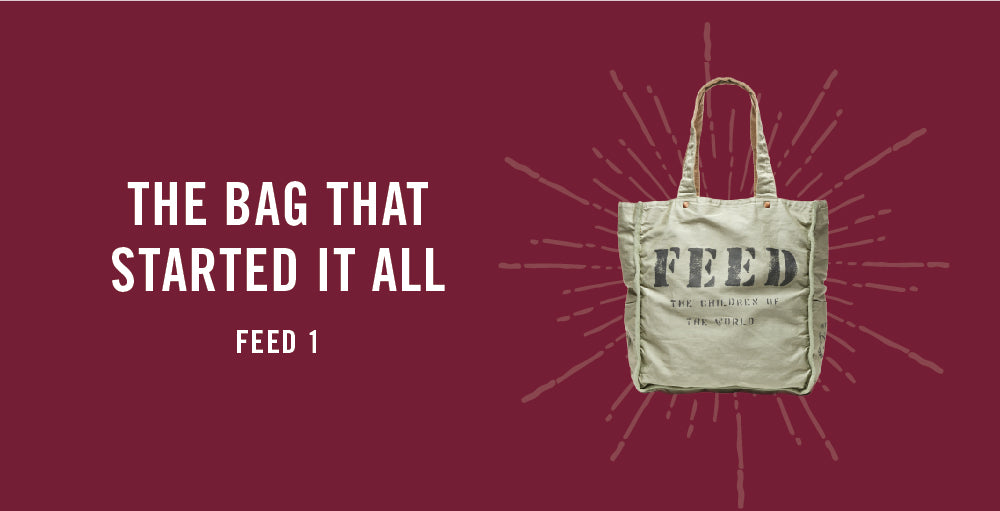 The FEED 1 Bag