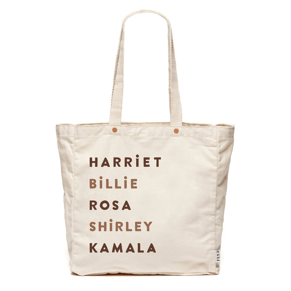 Black Women in History Tote