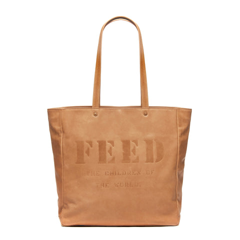 Almond Leather FEED 1 Bag