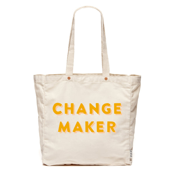 Change Maker Tote