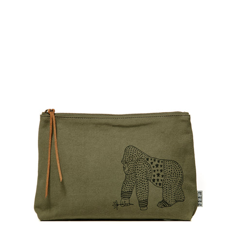 Army Green Gorilla Pouch