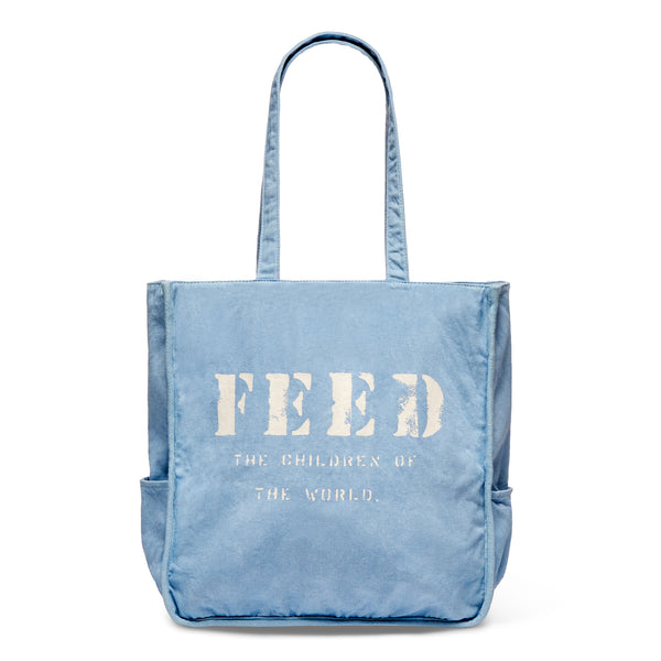 Natural Dye FEED 50 Tote