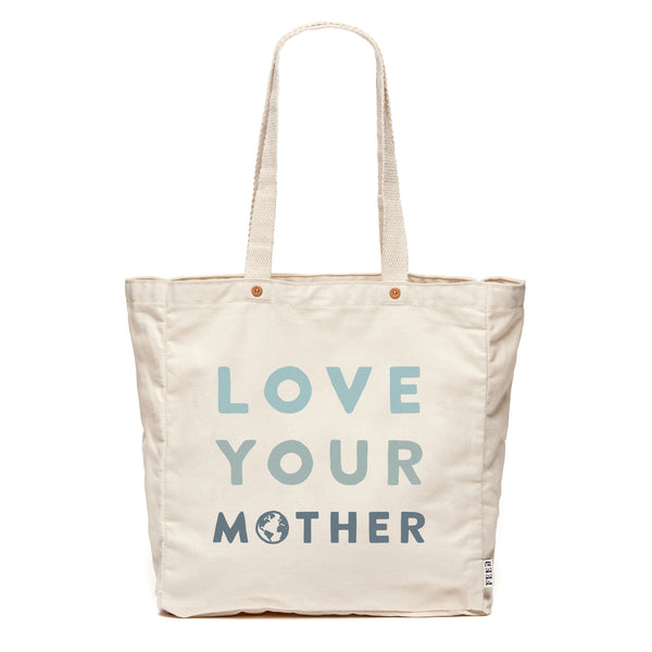 Love Your Mother (Earth) Tote
