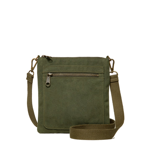 Army Green FEED x National Geographic Swingpack