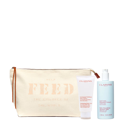 Clarins + FEED Moisturizing Bundle