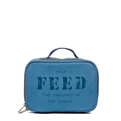 True Blue Lunch Box