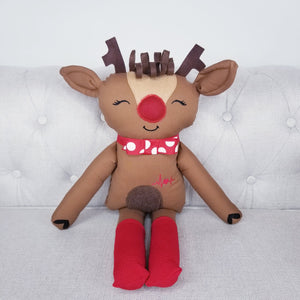 Reindeer Boy Holiday Pet (Clearance)