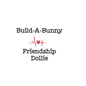 Build-A-Bunny Friendship Dollie
