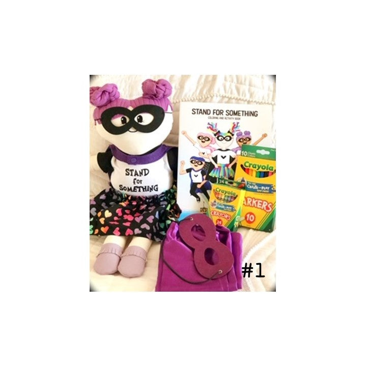 Ready-To-Ship Superhero Friendship Bundle