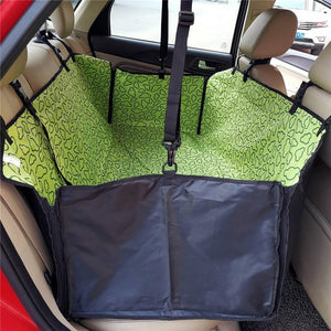 "BarkBuddy's™ ""No More Fur"" - Dog Car Seat Cover"
