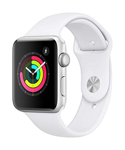 Apple Watch Series 3 (GPS, 42mm) - Silver Aluminium