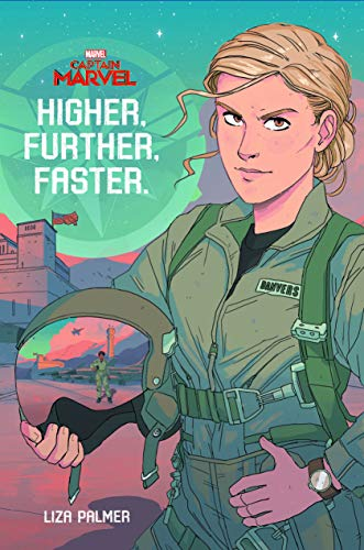 Captain Marvel: Higher, Further, Faster/ Kapitan Marvel