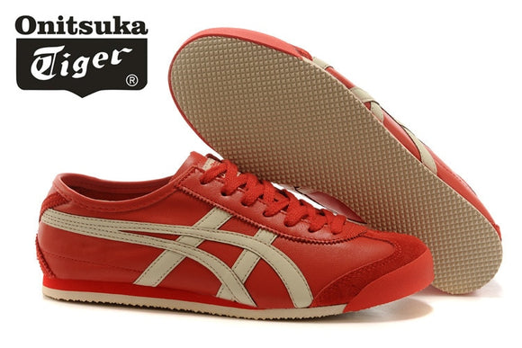 Onitsuka TİGER dəri ayaqqabıları. Orijinal. ONITSUKA TIGER Gel Mid Runner Classics leather Shoes Men Women Sneakers Badminton Sports Shoes Size36-44