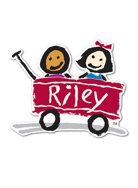 Riley Multi-Use Diecut Decal