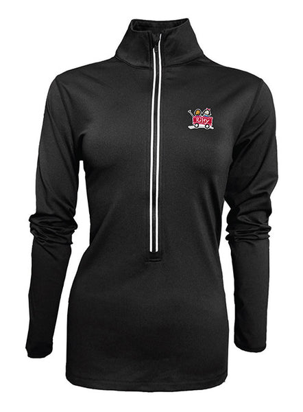 Ladies' Riley 1/2 Zip