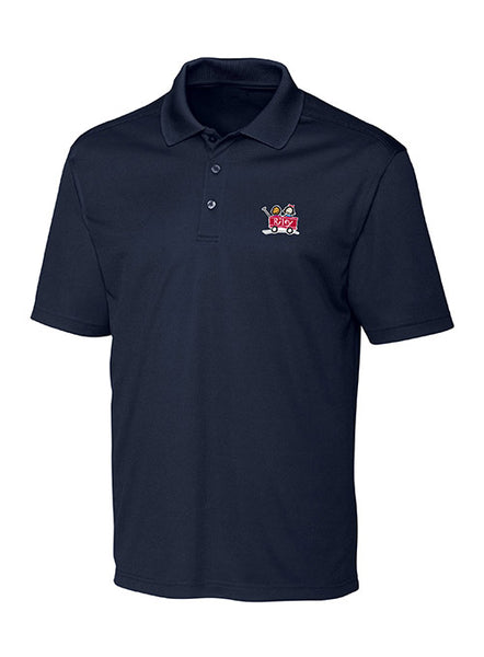 Men's Riley Spin Pique Polo