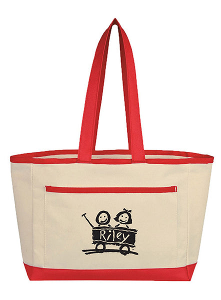 Riley Tote Bag