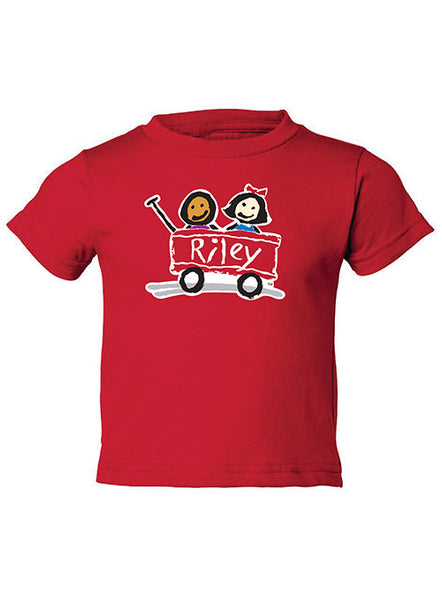 Riley Toddler Cotton T-Shirt
