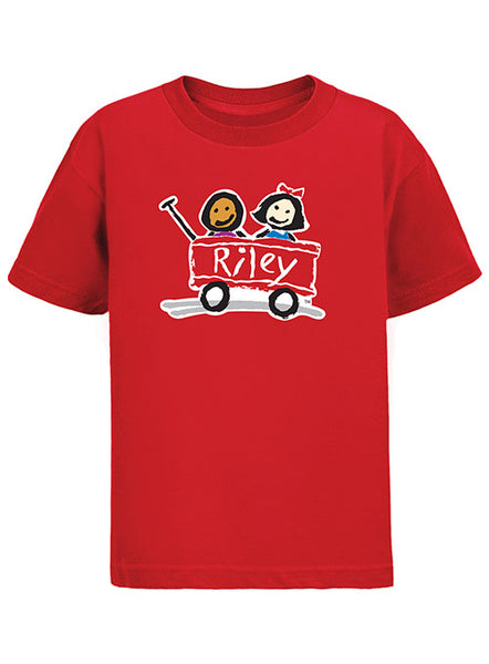 Riley Youth Cotton T-Shirt