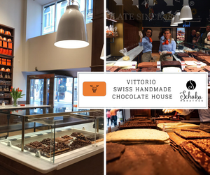 VITTORIO Swiss Chocolate since 1871