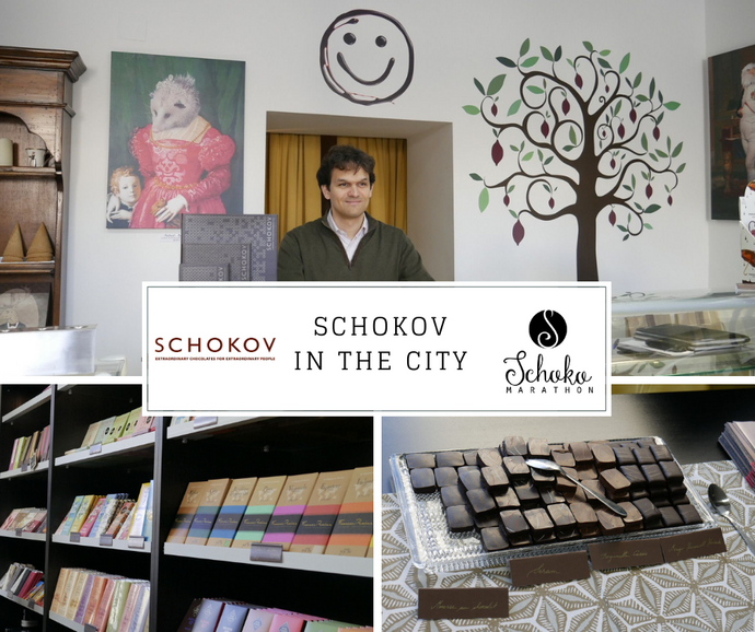 Schokov in the City