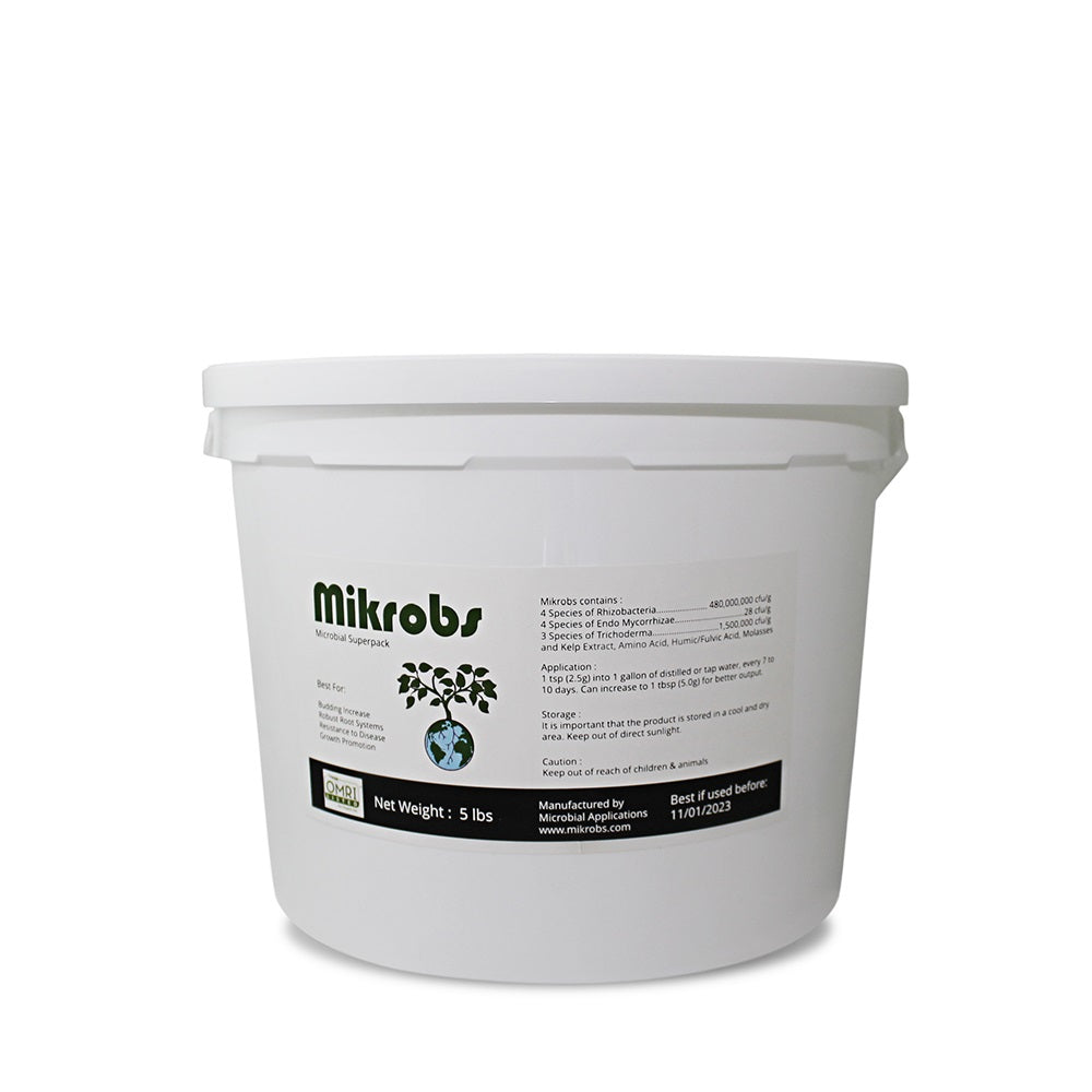 Mikrobs- Microbial Superpack 5 lbs