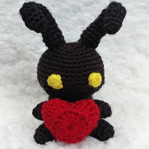 Friendly Heartless Crochet Pattern