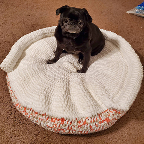 Simple & Clean Dog Bed