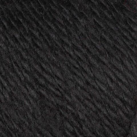 Black Caron Simply Soft Yarn