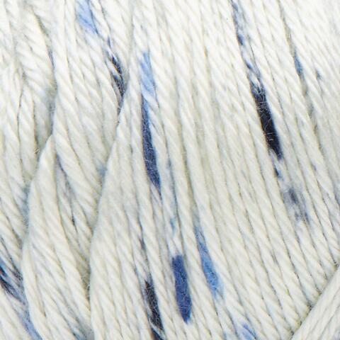 Blue Gingham Caron Simply Soft