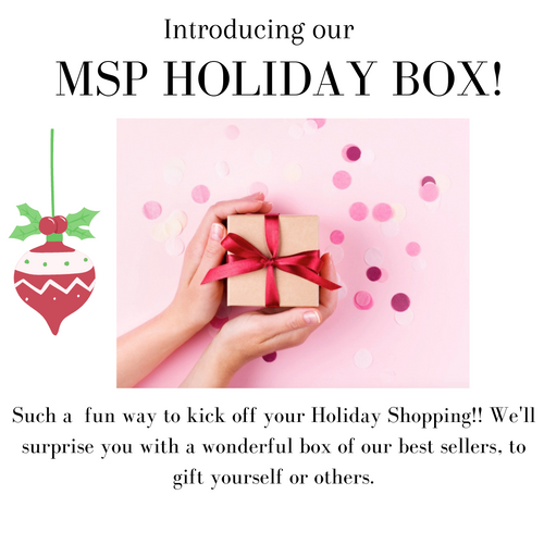 MSP Holiday Gift Box