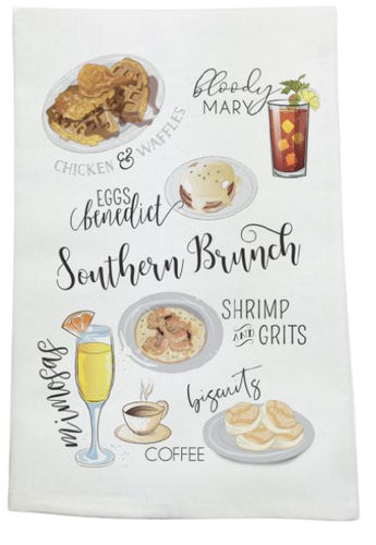 Southern Brunch Towel