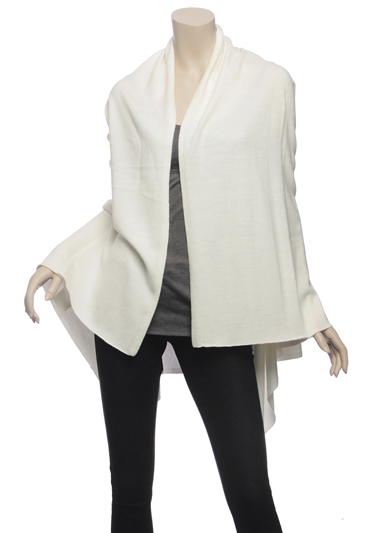Cream Shrug Cardigan