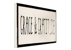 Grace & Gratitude Wall Art