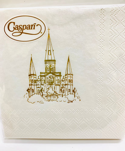 Cathedral Cocktail Napkins
