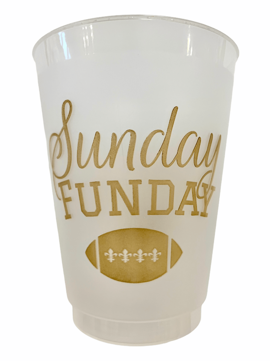 Sunday Funday Cups - MSP Miss Smarty Pants
