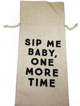 Sip Me Baby Wine Bag