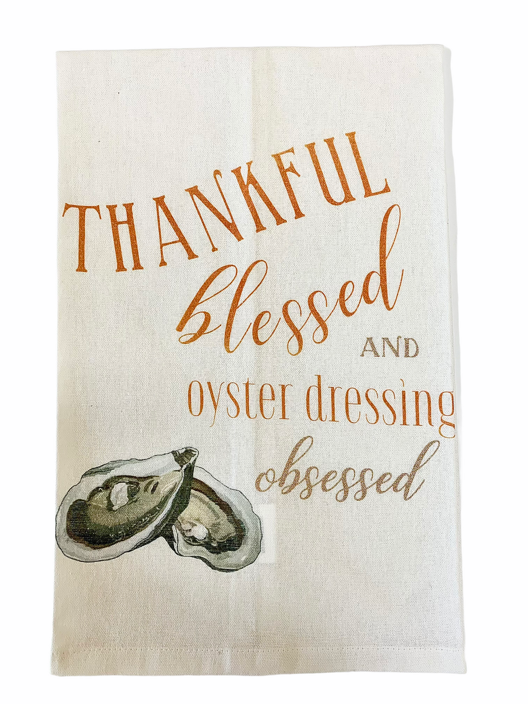 Oyster Dressing Towel