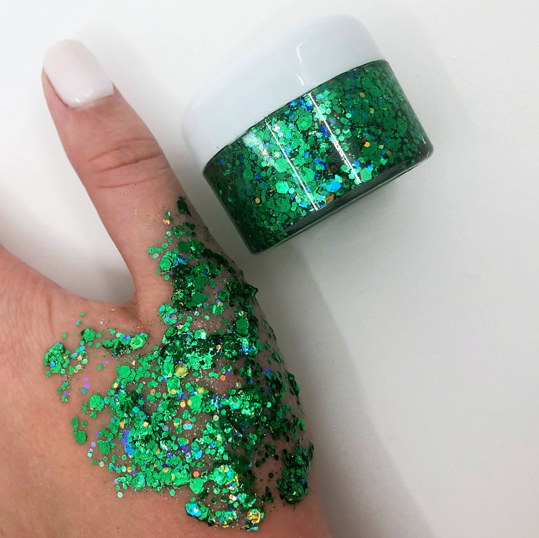 Lucky Lady Body Glitter