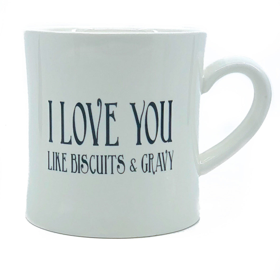 Biscuits and Gravy Mug