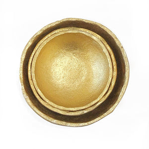 Gold Nesting Bowls