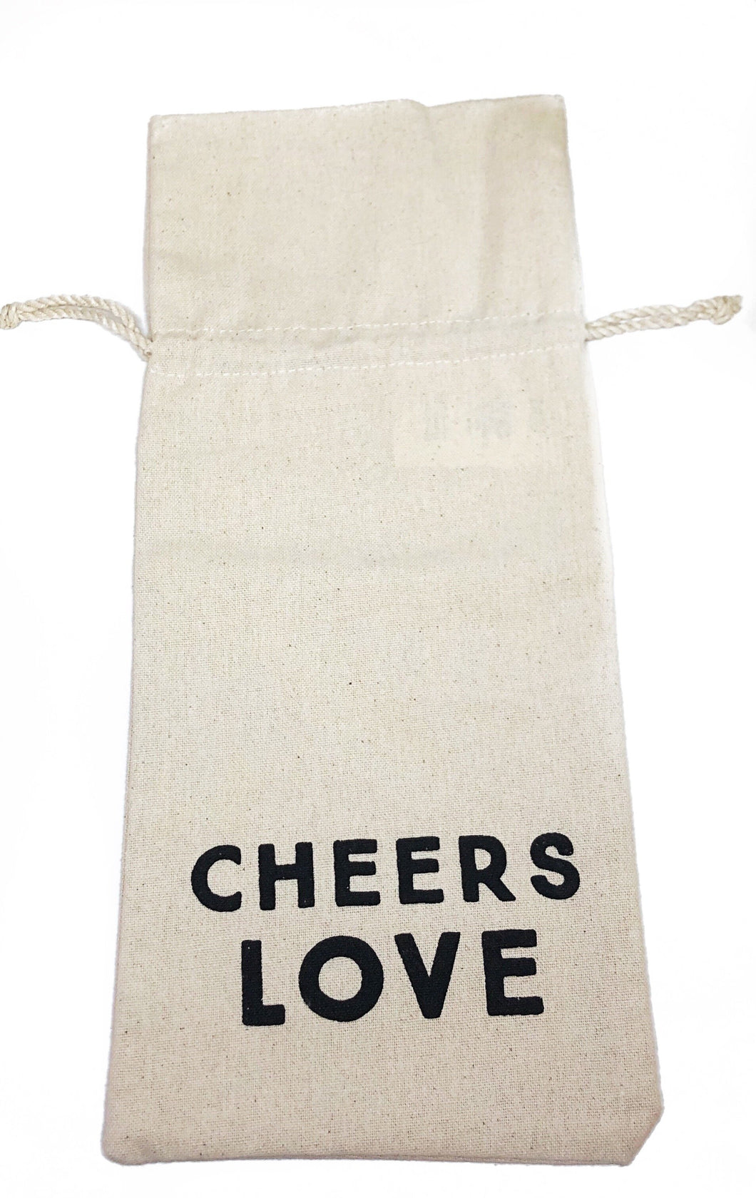 Cheers Love Wine Bag - MSP Miss Smarty Pants