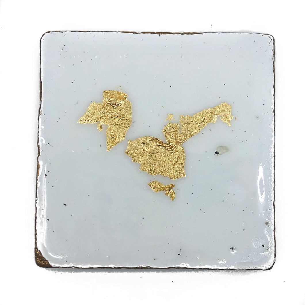 Gilded Coasters