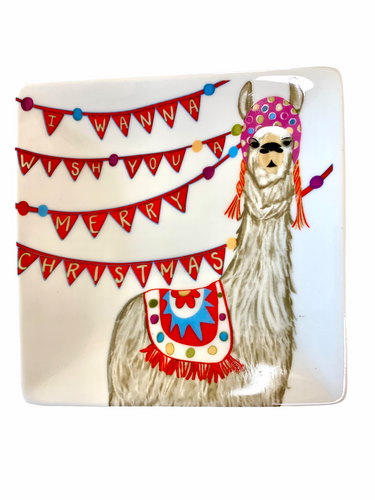 Llama Wish You Dish