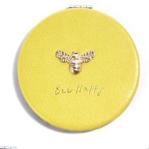 Yellow Bee Compact Mirror - MSP Miss Smarty Pants