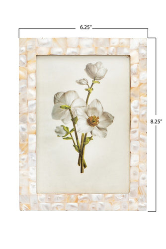5x7 Mother of Pearl Frame